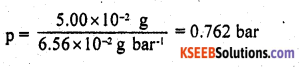 2nd PUC Chemistry Question Bank Chapter 2 Solutions - 11