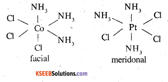 2nd PUC Chemistry Question Bank Chapter 9 Coordination Compounds - 16
