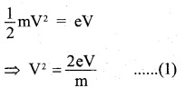 2nd PUC Physics Question Bank Chapter 11 Dual Nature of Radiation and Matter 25