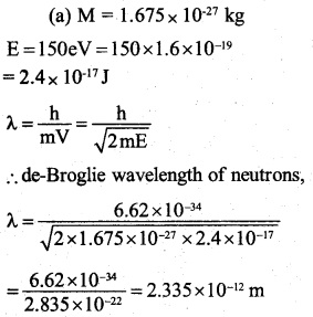 2nd PUC Physics Question Bank Chapter 11 Dual Nature of Radiation and Matter 41