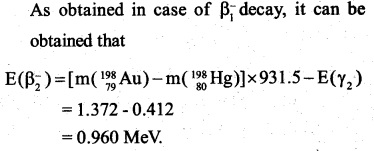2nd PUC Physics Question Bank Chapter 13 Nuclei 50