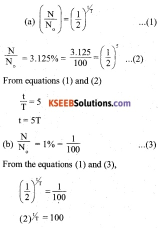 2nd PUC Physics Question Bank Chapter 13 Nuclei 9