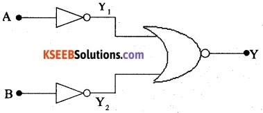 2nd PUC Physics Question Bank Chapter 14 Semiconductor Electronics Materials, Devices and Simple Circuits 10
