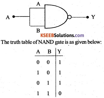 2nd PUC Physics Question Bank Chapter 14 Semiconductor Electronics Materials, Devices and Simple Circuits 13