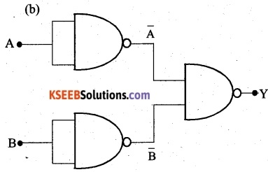 2nd PUC Physics Question Bank Chapter 14 Semiconductor Electronics Materials, Devices and Simple Circuits 18