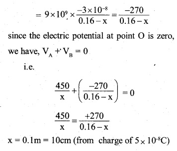 2nd PUC Physics Question Bank Chapter 2 Electrostatic Potential and Capacitance 2