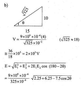 2nd PUC Physics Question Bank Chapter 2 Electrostatic Potential and Capacitance 20