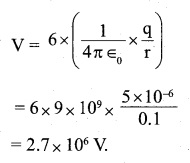 2nd PUC Physics Question Bank Chapter 2 Electrostatic Potential and Capacitance 4