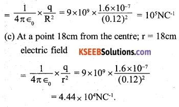 2nd PUC Physics Question Bank Chapter 2 Electrostatic Potential and Capacitance 6