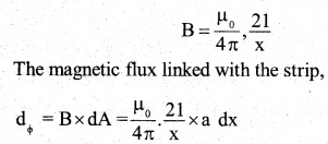 2nd PUC Physics Question Bank Chapter 6 Electromagnetic Induction 20