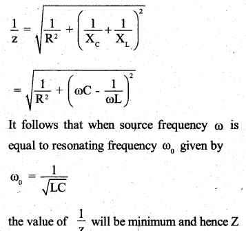 2nd PUC Physics Question Bank Chapter 7 Alternating Current 24