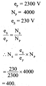 2nd PUC Physics Question Bank Chapter 7 Alternating Current 36