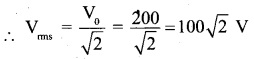 2nd PUC Physics Question Bank Chapter 7 Alternating Current 44