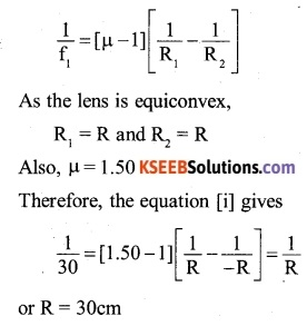 2nd PUC Physics Question Bank Chapter 9 Ray Optics and Optical Instruments 15