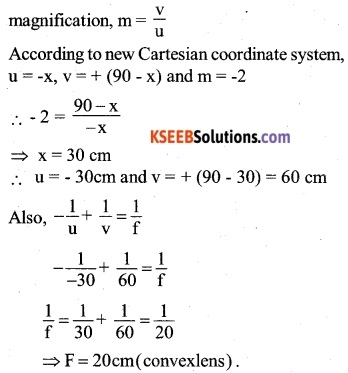 2nd PUC Physics Question Bank Chapter 9 Ray Optics and Optical Instruments 17
