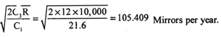 2nd PUC Statistics Model Question Paper 1 with Answers - 55