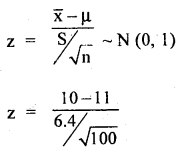 2nd PUC Statistics Model Question Paper 2 with Answers - 14