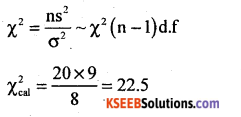 2nd PUC Statistics Model Question Paper 2 with Answers - 48