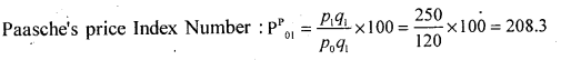 2nd PUC Statistics Question Bank Chapter 2 Index Numbers - 4