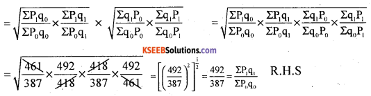 2nd PUC Statistics Question Bank Chapter 2 Index Numbers - 46