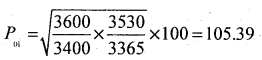 2nd PUC Statistics Question Bank Chapter 2 Index Numbers - 51