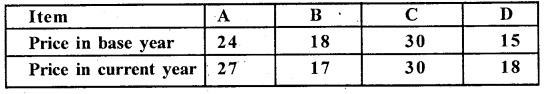 2nd PUC Statistics Question Bank Chapter 2 Index Numbers - 7