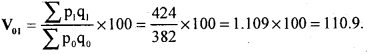 2nd PUC Statistics Question Bank Chapter 2 Index Numbers - 8
