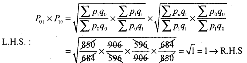 2nd PUC Statistics Question Bank Chapter 2 Index Numbers - 81
