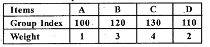 2nd PUC Statistics Question Bank Chapter 2 Index Numbers - 9
