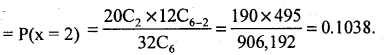 2nd PUC Statistics Question Bank Chapter 5 Theoretical Distribution - 102