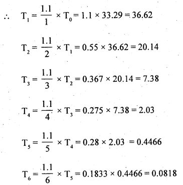 2nd PUC Statistics Question Bank Chapter 5 Theoretical Distribution - 129