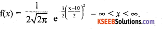 2nd PUC Statistics Question Bank Chapter 5 Theoretical Distribution - 19