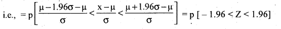 2nd PUC Statistics Question Bank Chapter 5 Theoretical Distribution - 33