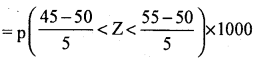 2nd PUC Statistics Question Bank Chapter 5 Theoretical Distribution - 95