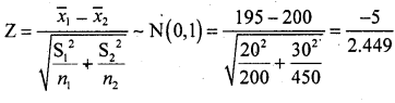 2nd PUC Statistics previous year Question paper June 2015 - 21
