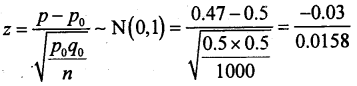 2nd PUC Statistics previous year Question paper June 2015 - 50