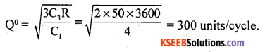 2nd PUC statistics Previous Year Question Paper March 2017 - 2