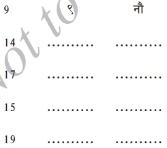 KSEEB Solutions for Class 6 Hindi Chapter 7 गिनती 8