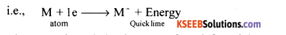 1st PUC Chemistry Model Question Paper 1 with Answers - 4