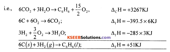 1st PUC Chemistry Model Question Paper 3 with Answers - 12