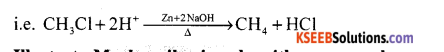 1st PUC Chemistry Model Question Paper 3 with Answers - 2