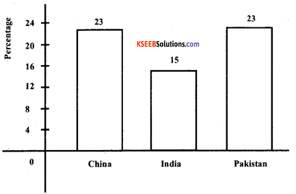 1st PUC Economics Question Bank Chapter 10 Comparative Development Experience of India with its Neighbours img6