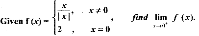 1st PUC Maths Model Question Paper 1 with Answers - 3