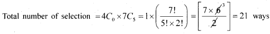 1st PUC Maths Model Question Paper 3 with Answers - 20
