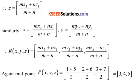 1st PUC Maths Model Question Paper 3 with Answers - 33