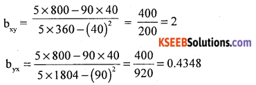 1st PUC Statistics Model Question Paper 3 with Answers - 30