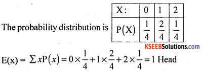 1st PUC Statistics Model Question Paper 4 with Answers - 32