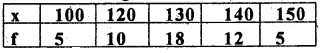 1st PUC Statistics Previous Year Question Paper March 2019 (North) - 11