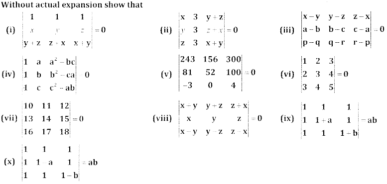 2nd PUC Basic Maths Question Bank Chapter 1 Matrices and Determinants Ex 1.4 - 3