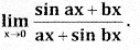 2nd PUC Basic Maths Question Bank Chapter 17 Limit and Continuity of a Function Ex 17.2 - 15